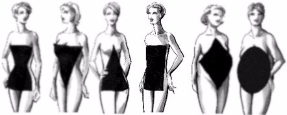 Body Types - Rectangle or Vanilla